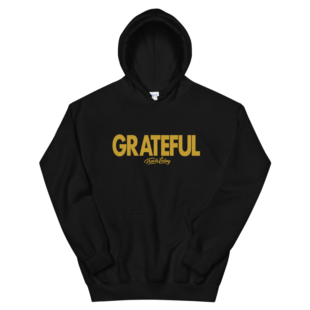 Travis Living Hoodie Grateful Men's Hoodies Quality Hoods