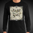 Just Go Travel Tee Men Long Sleeve Shirt Authentic Quality Men's Shirts - Travell Well