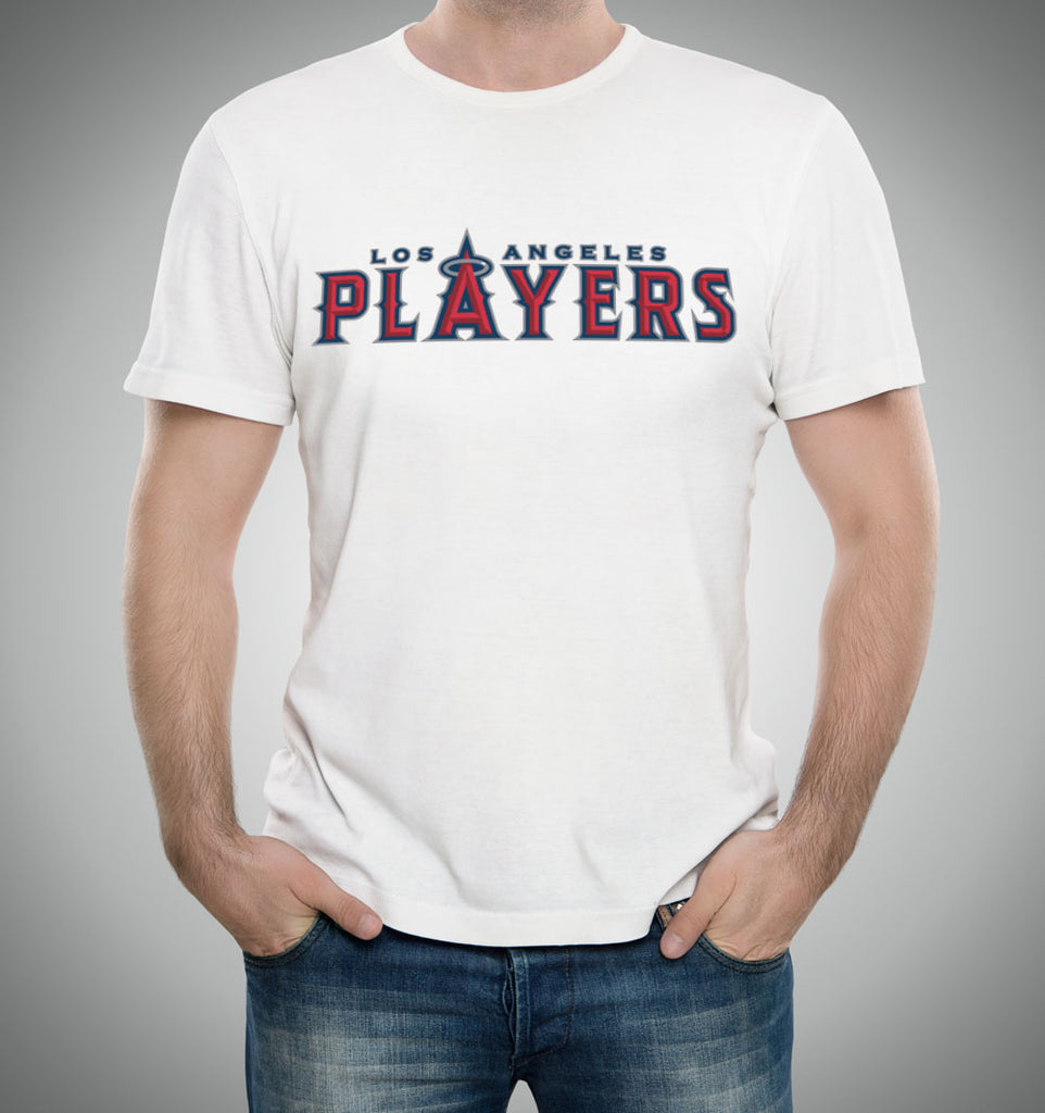 L.A. Shirt LAPlayers Style Angels Tee LA Shirts