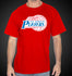 L.A. Shirt Clippers LA Players Style Tee Red LA Shirts