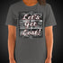 Let's Get Lost Travel Shirt Girls World Travel T-Shirt Womens Tees - Travell Well