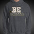 Max La Vida Men's Be Inquisitive Motivational Hoodies