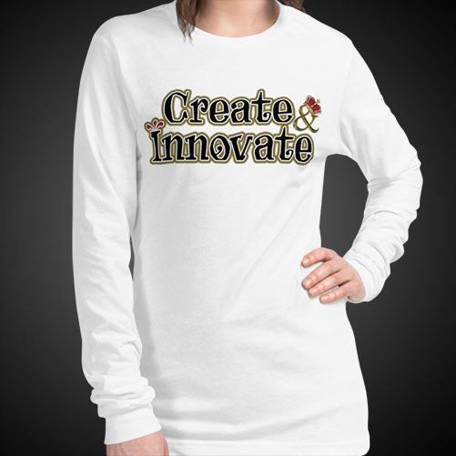 Max La Vida Women's Create Innovate Long Sleeves