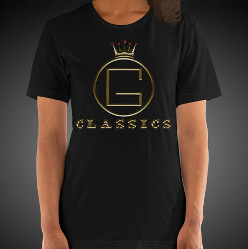 OGGC Girl Shirt OG Classics Gold Women Shirts