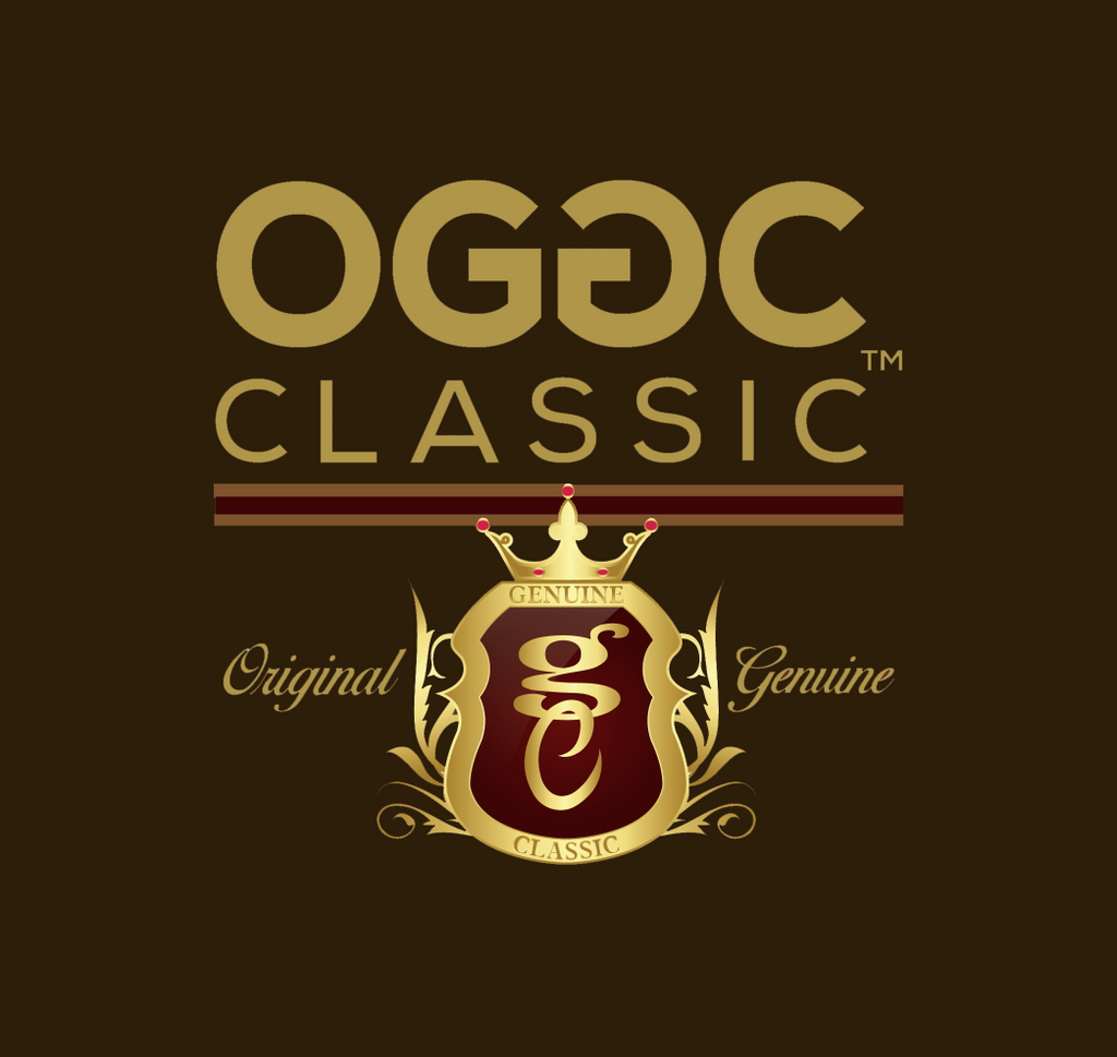 OGGC Original Genuine Classics Brand Brown Shirt