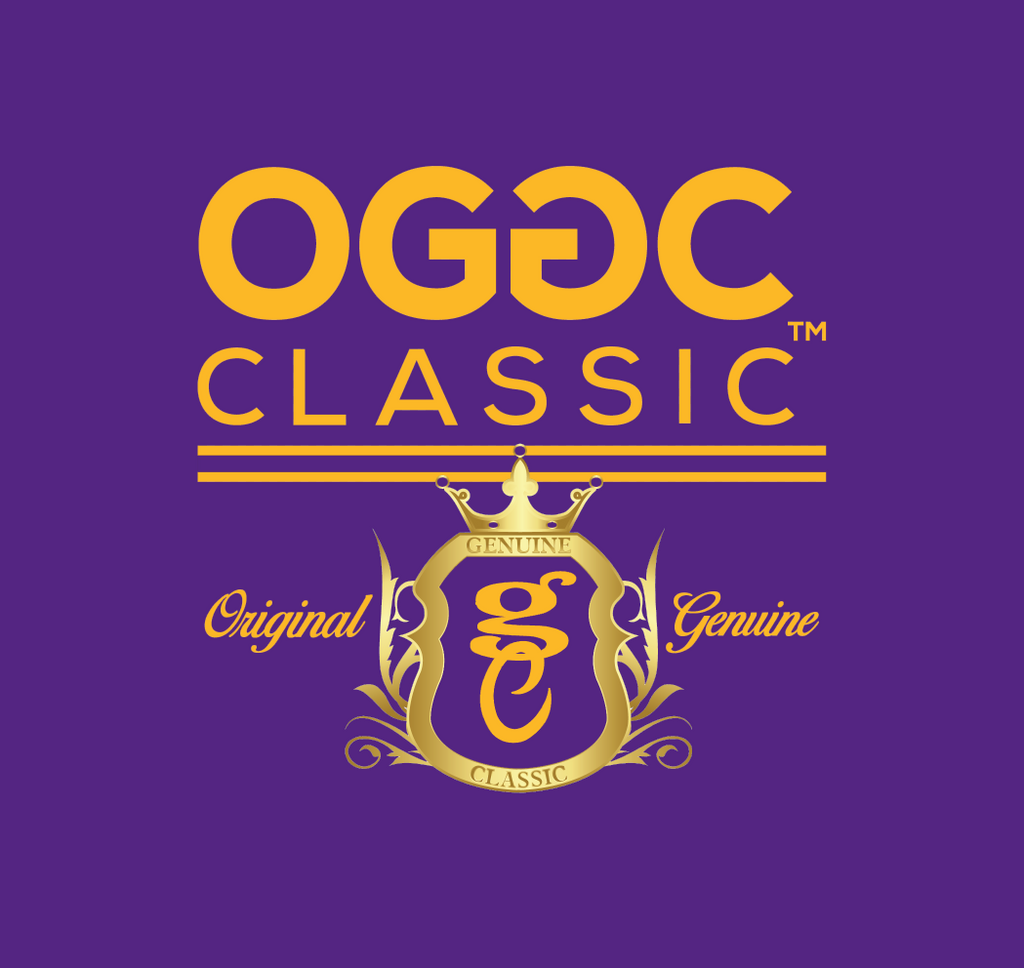 OGGC Original Genuine Classics Brand Purple Shirt