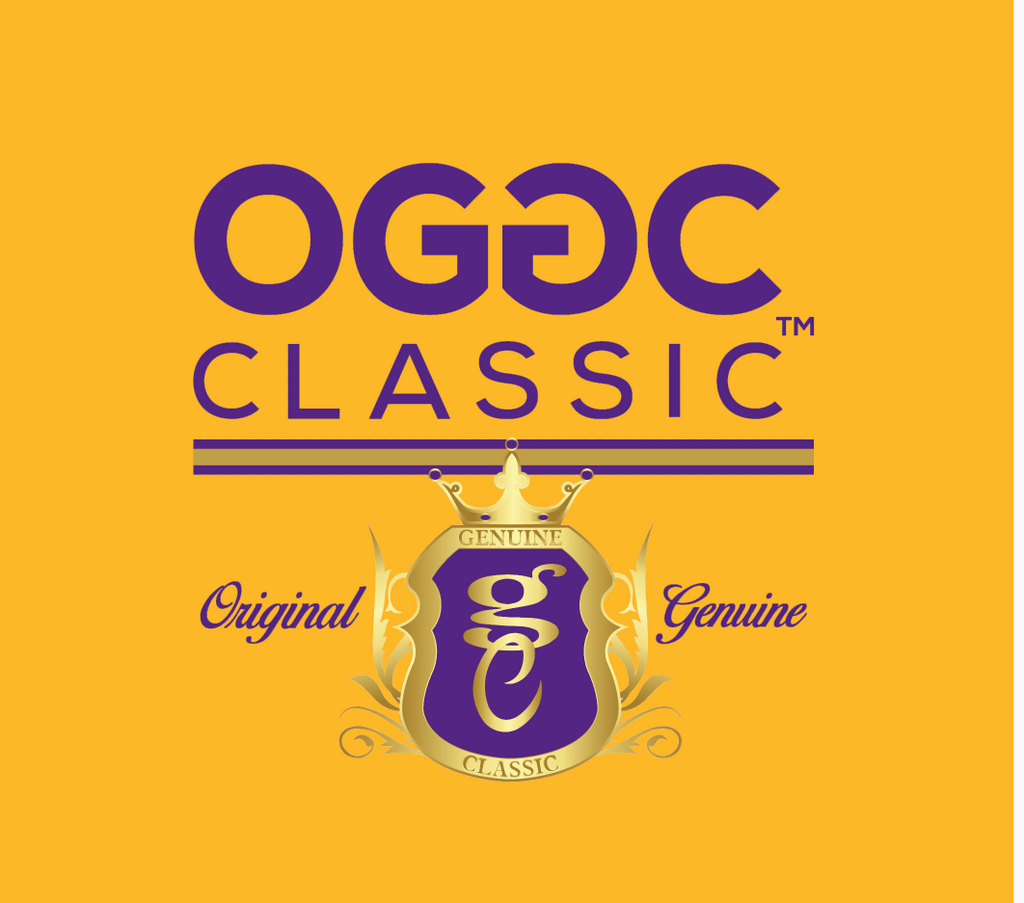OGGC Original Genuine Classics Brand Yellow Shirt