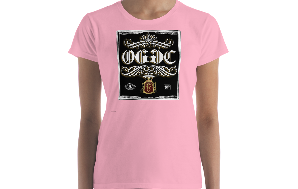 OGGC Girl Shirt Old E JD Style Women Shirts