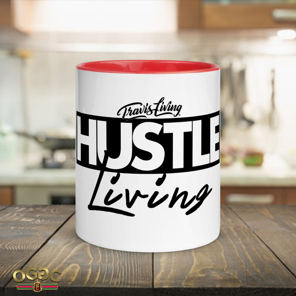 Hustle Living Coffee Cup Multi-Color Travel Coffee Cups Mugs