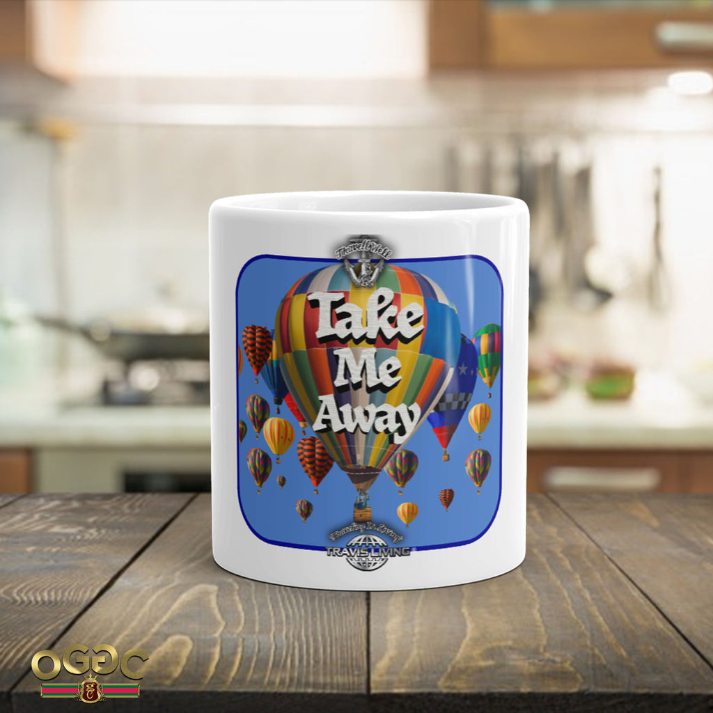 Take Me Away Coffee Cup Travel Coffee Cups Mugs