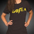 GO LA Shirt Womens Let's GO L.A. All Los Angeles Teams Game Time T-Shirt Tees Tops