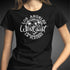 L.A. Girl Shirt West Coast Tee Cali Women's Los Angeles Top Shirt