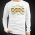 OGGC Classic Tribal Tee Men Long Sleeve Shirt Authentic Quality Men's Shirts