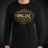OGGC Tribal Gold Sun Tee Men Long Sleeve Shirt Authentic Quality Men's Shirts