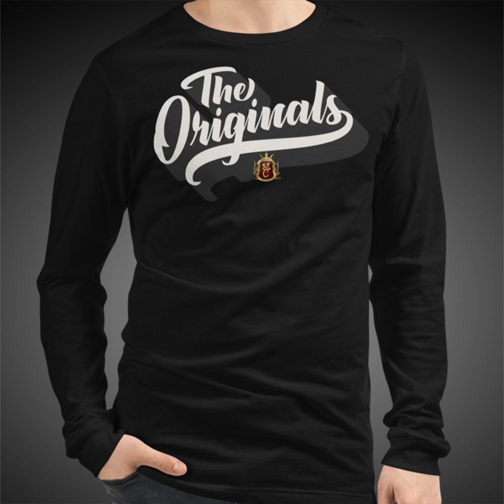 OGGC The Originals OG Tee Men Long Sleeve Shirt Authentic Quality Men's Shirts