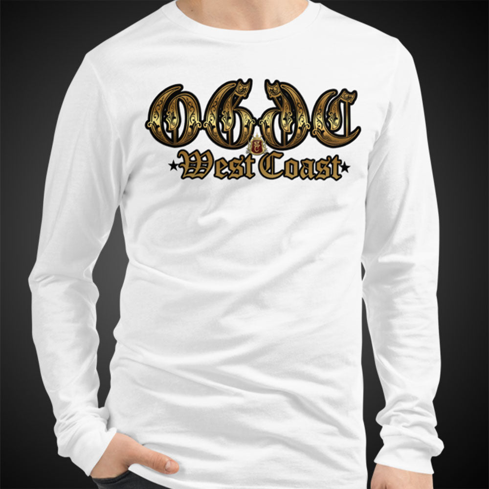 OGGC West Coast OG Tee Men Long Sleeve Shirt Authentic Quality Men's Shirts