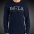 L.A. DTLA Tee Men Long Sleeve Shirt Authentic Quality Men's Shirts
