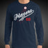 L.A. Players Dodger Tee Men Long Sleeve Shirt Authentic Quality Men's Shirts