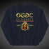 OGGC Sweatshirts Classics Gold Trademark Crewneck Pull-Over Sweatshirt Authentic Quality Apparel