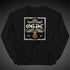 OGGC Sweatshirts Old JD Jack Daniels Crewneck Women Pull-Over Sweatshirt Authentic Quality Apparel