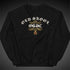 OGGC Sweatshirts Old Skool Crewneck Pull-Over Sweatshirt Authentic Quality Apparel