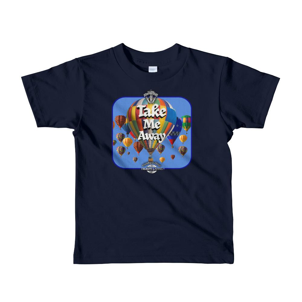 Travell Well Shirt Boys Travel Take Me Away T-Shirt Boy Tees