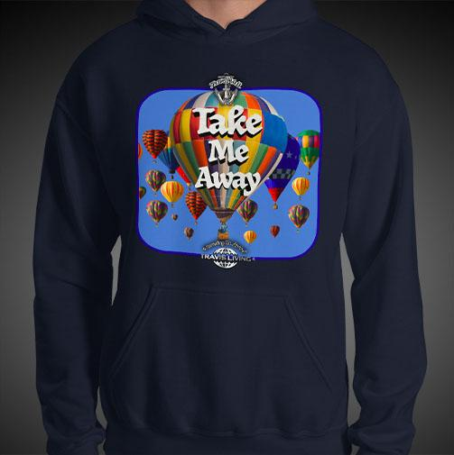 Take Me Away Hoodie Mens Authentic Quality Hoodies Men Hoods - Travell Well