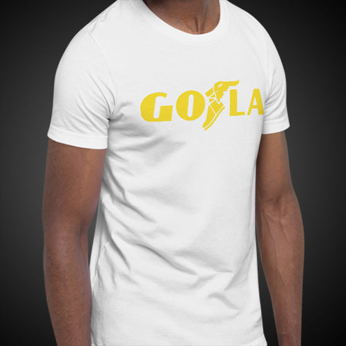 GO LA Shirts Mens Let's GO L.A. All Los Angeles Teams Game Time T-Shirts Tee Top