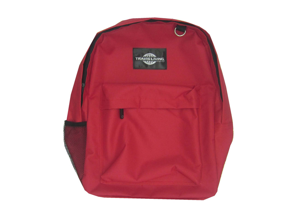 Travis Living Backpacks School Bag Boys Girls Perfect Size School Turquise Backpack