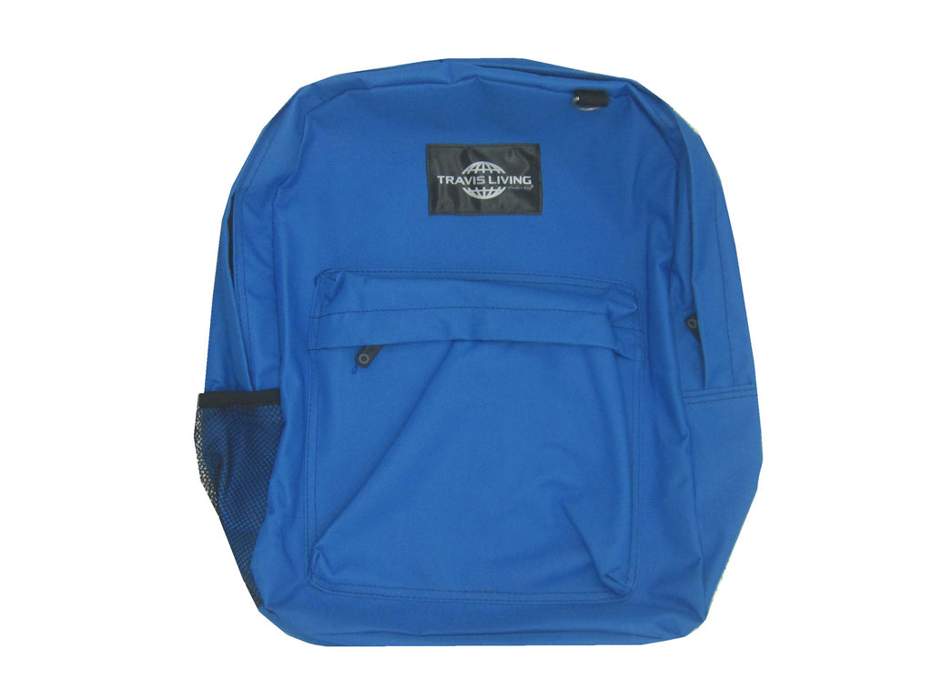 Travis Living Backpacks School Bag Boys Girls Multiple Colors Perfect Size Backpack