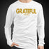 Travis Living Long Sleeve Shirt Mens Grateful T-Shirt Men Tees