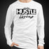 Travis Living Long Sleeve Shirt Mens Hustle Living T-Shirt Men Tees