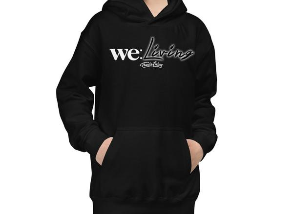 Travis Living Hoodie We Living Youth Boys Hoody Boy Hoods Juniors
