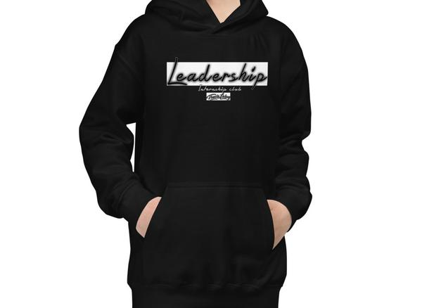 Travis Living Hoodie Leadership Internship Club Youth Boys Hoods Juniors