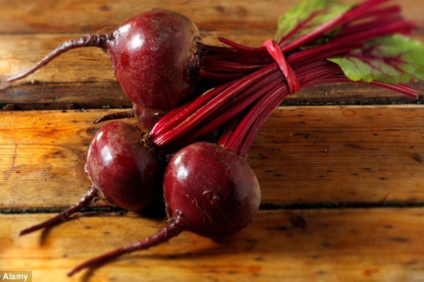 EAT BEETS FOR JOINT CARE