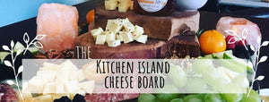 Kitchen Island Cheese Board
