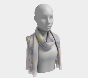 Soft Fall Leaves Scarf