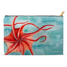 Load image into Gallery viewer, Octopus Accessory Pouch