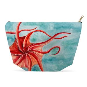 Octopus Accessory Pouch