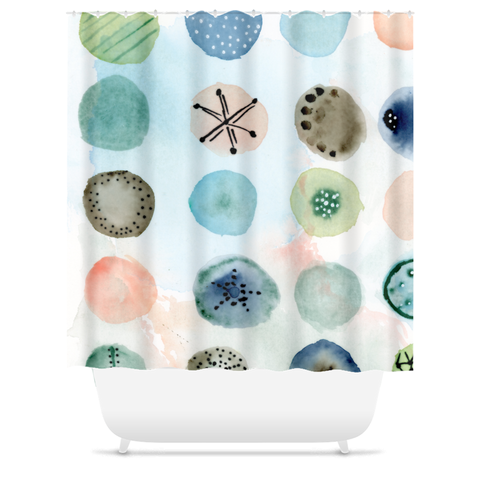 Coromandel Shower Curtain