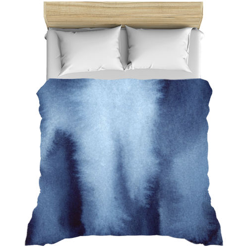 How Deep is Your Blue Duvet Cover