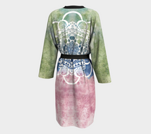 Load image into Gallery viewer, NeoEarth Mandala Peignoir Robe