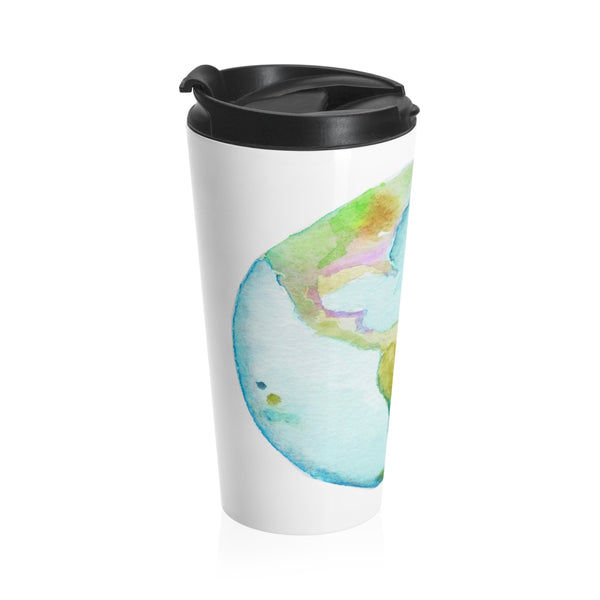 Earth Pass It On Travel Mug