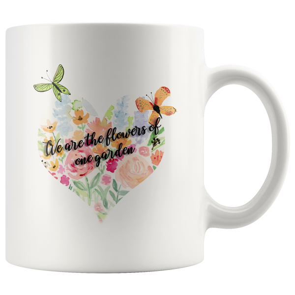 One Garden - Black Lives Matter Coffe or Tea Mug