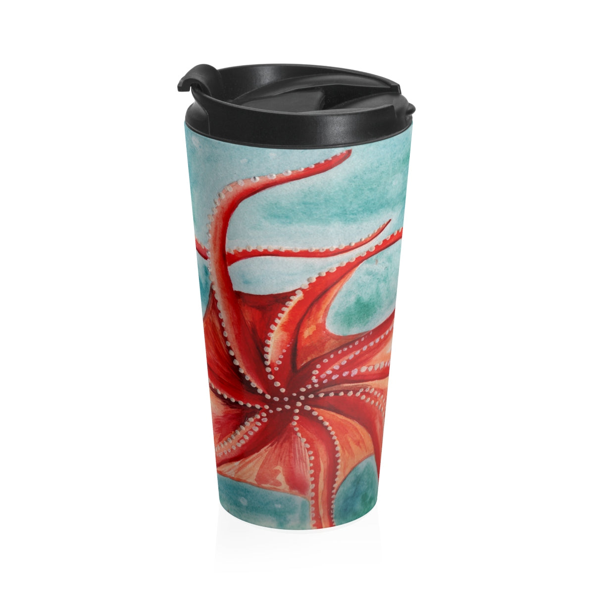 Times of Quiet Stainless Steel Travel Mug