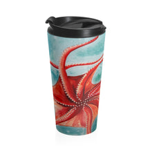 Load image into Gallery viewer, Octopus Travel Mug