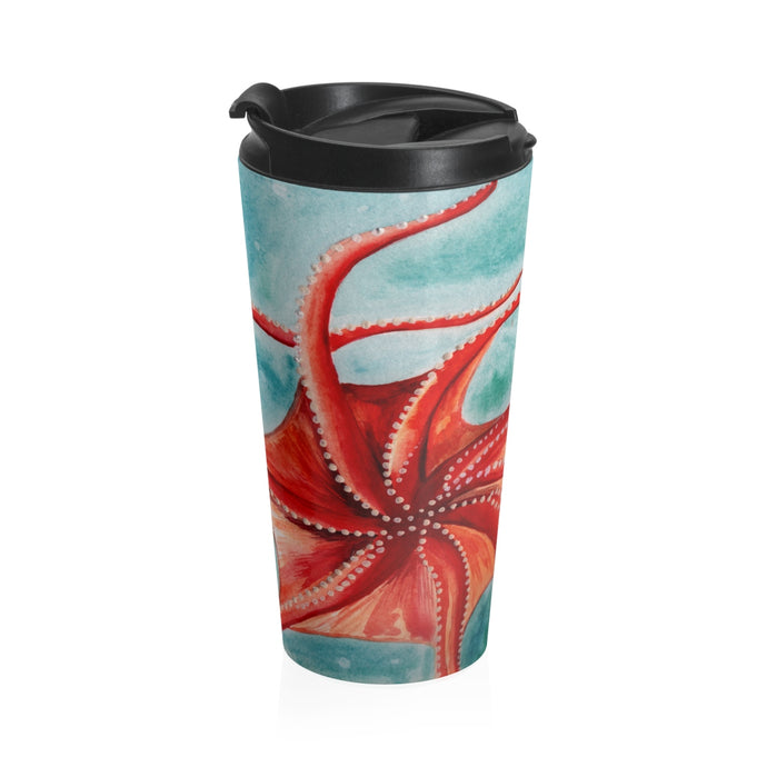Octopus Travel Mug
