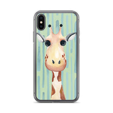 Load image into Gallery viewer, Gelato Giraffe iPhone Case