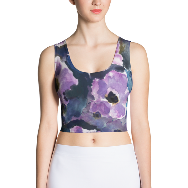 Mixy crop top