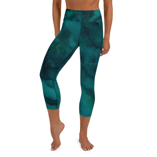 Tealishous Capri Leggings